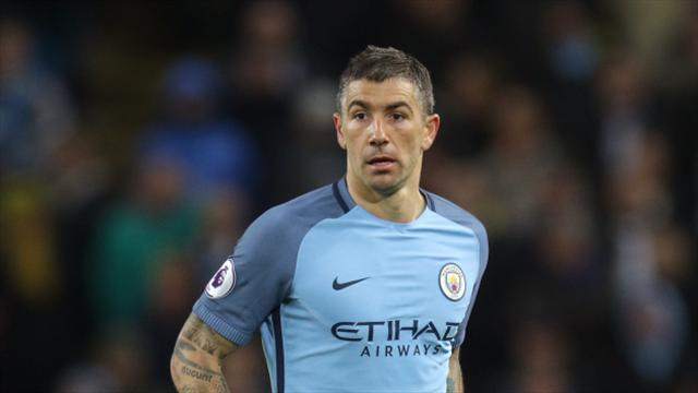 Man City's Kolarov close to joining Roma, says Guardiola