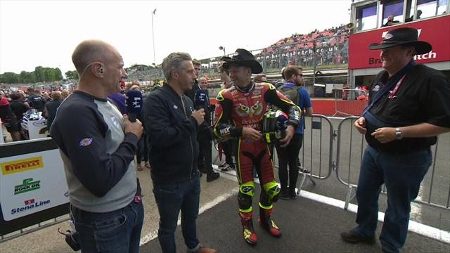 Shakey Byrne sorry for accidental Josh Brookes snub