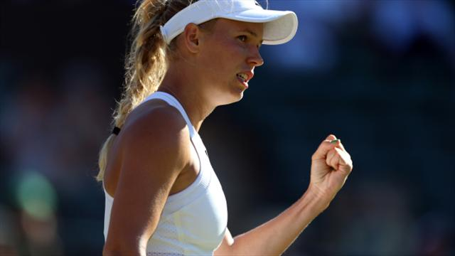 Siniakova condemns Wozniacki to fifth final defeat of year