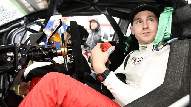 Latvala: Lappi not ready for World Championship title