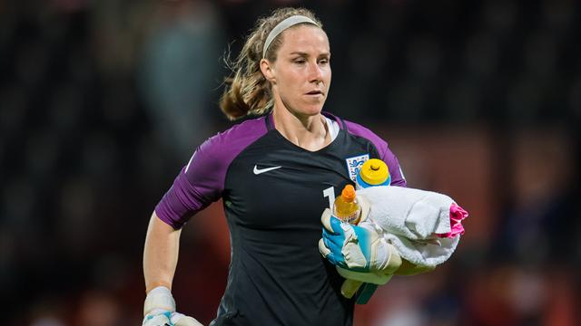 Karen Bardsley to miss rest of Euros with leg fracture