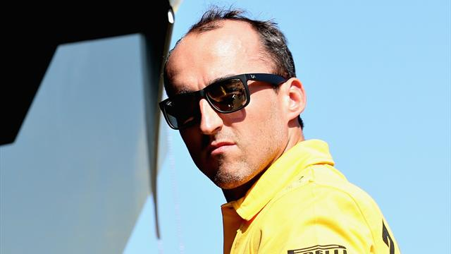 Kubica completes 'successful' Williams test