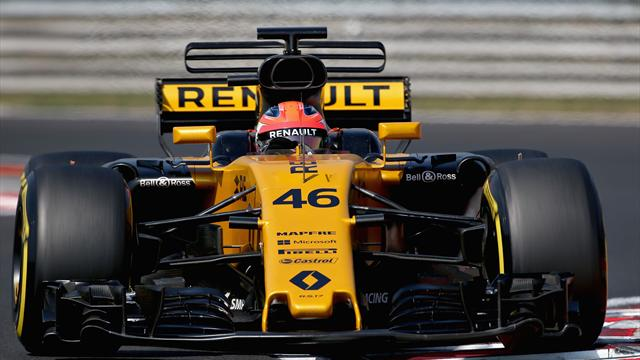 Kubica seventh, Vettel fastest in testing