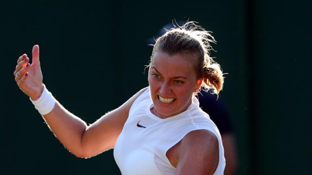 Petra Kvitova : Wimbledon champion breezes past Bondarenko at Stanford