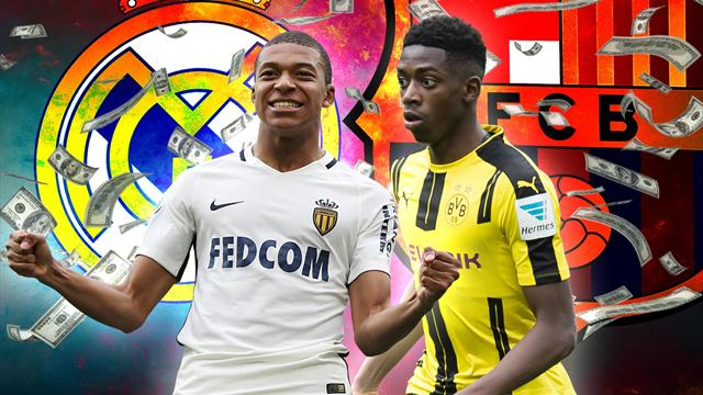 Euro Papers: Mbappe says 'yes' to Madrid as Barca target €100m Dembele