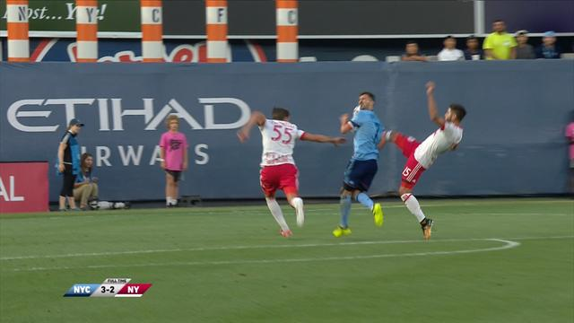 MLS, gli highlights di New York City FC-New York Red Bulls