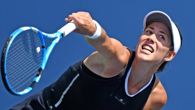 Muguruza powers into Rogers Cup third round