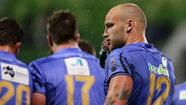 La Western Force quitte le Super Rugby