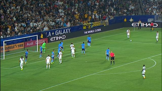 MLS, Galaxy-New York City: David Villa, golazo y victoria (0-2)