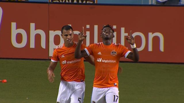 Gli highlights di Houston Dynamo-San Jose Earthquakes 3-0