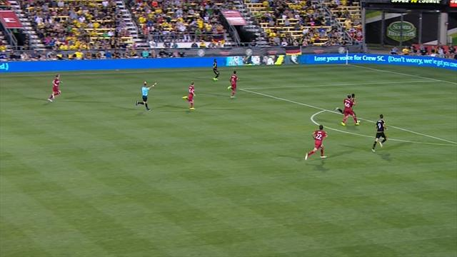 Gli highlights di Columbus Crew-Chicago Fire 3-1