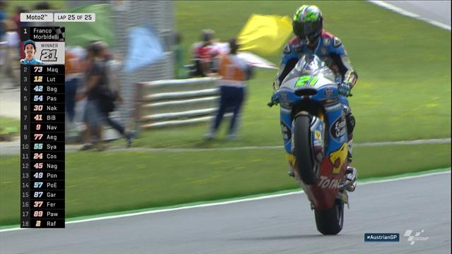 Highlights: Morbidelli siegt in der Moto2