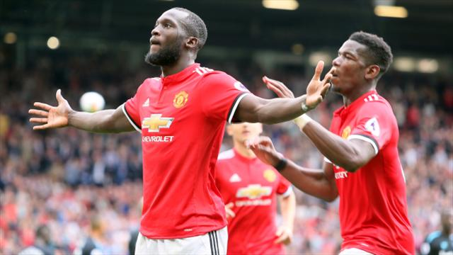 Romelu Lukaku Debut Brace Highlights Manchester United's Win vs