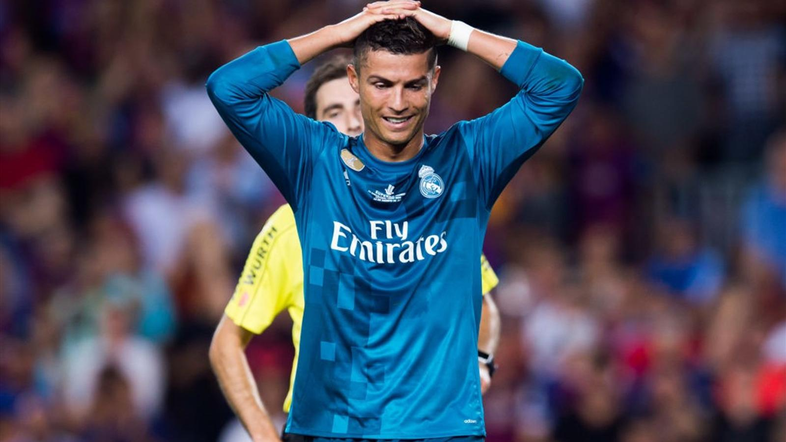 Cristiano Ronaldo handed lengthy ban after red card and ref push vs Barcelona