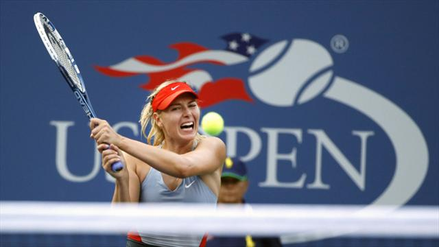 Maria Sharapova granted US Open wild card
