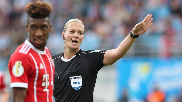 Steinhaus to become first woman to referee a Bundesliga game