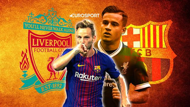 Euro Papers: Klopp demands Rakitic as part of Coutinho deal