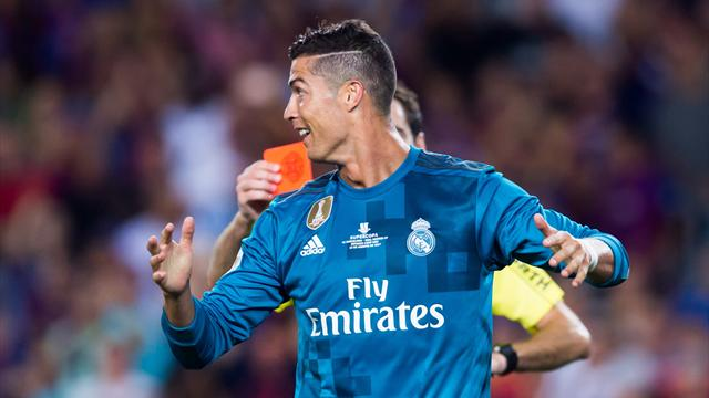 Cristiano Ronaldo five-match ban upheld