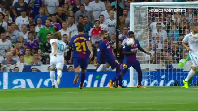 Real Madrid padrone del Camp (Nou), Barcellona sconfitto 1-3