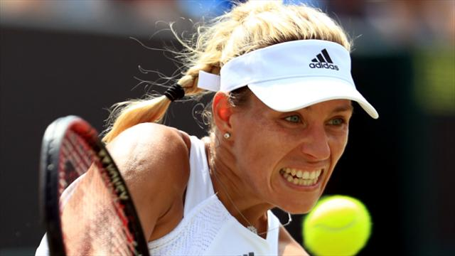 Pliskova on track as Kerber, Venus fall