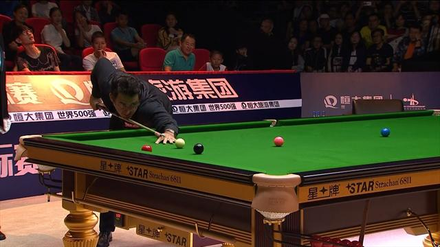 O'Sullivan thrills Chinese fans with blistering 139