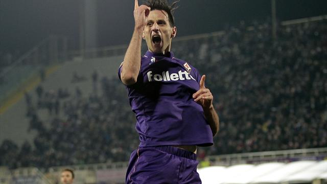 Kalinic en route from Fiorentina to AC Milan