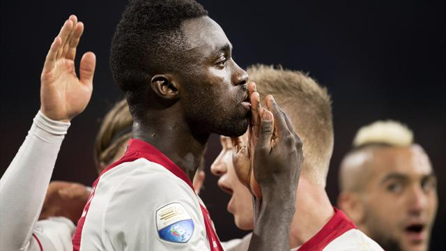 Tottenham complete signing of Ajax defender, Davinson Sanchez on six-year deal