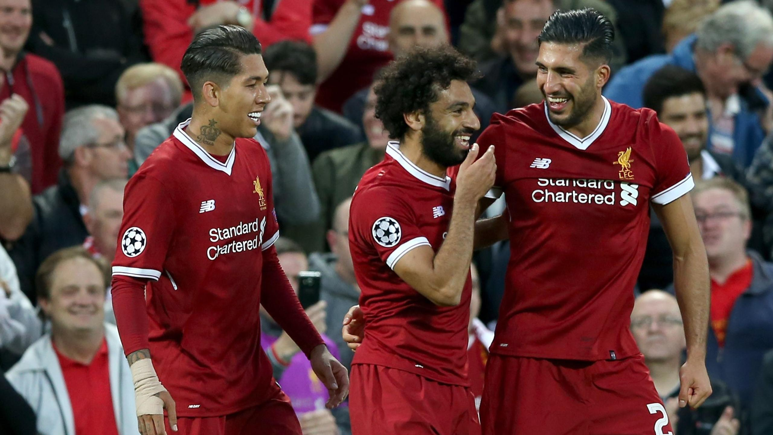 BREAKING: Liverpool qualify for Champions League group stage