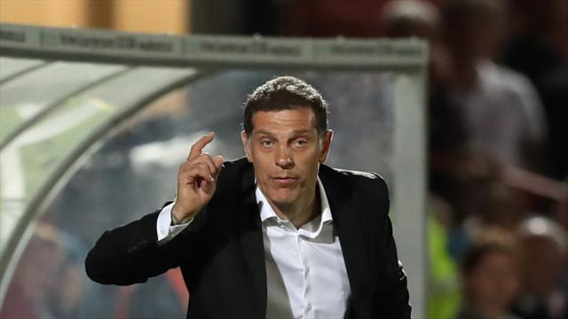Slaven Bilic wants West Ham to build on victory over Cheltenham