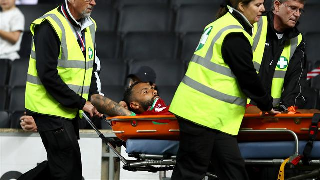 Swansea defender Bartley out for two months with knee injury