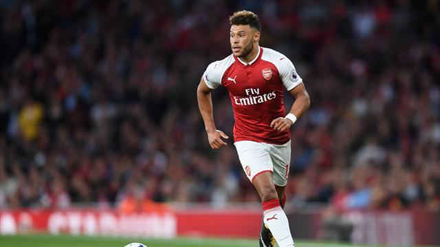 Chelsea 'increasingly confident of Alex Oxlade-Chamberlain deal'