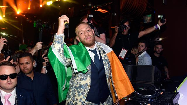Even in defeat McGregor's Hollywood-esque career rolls on