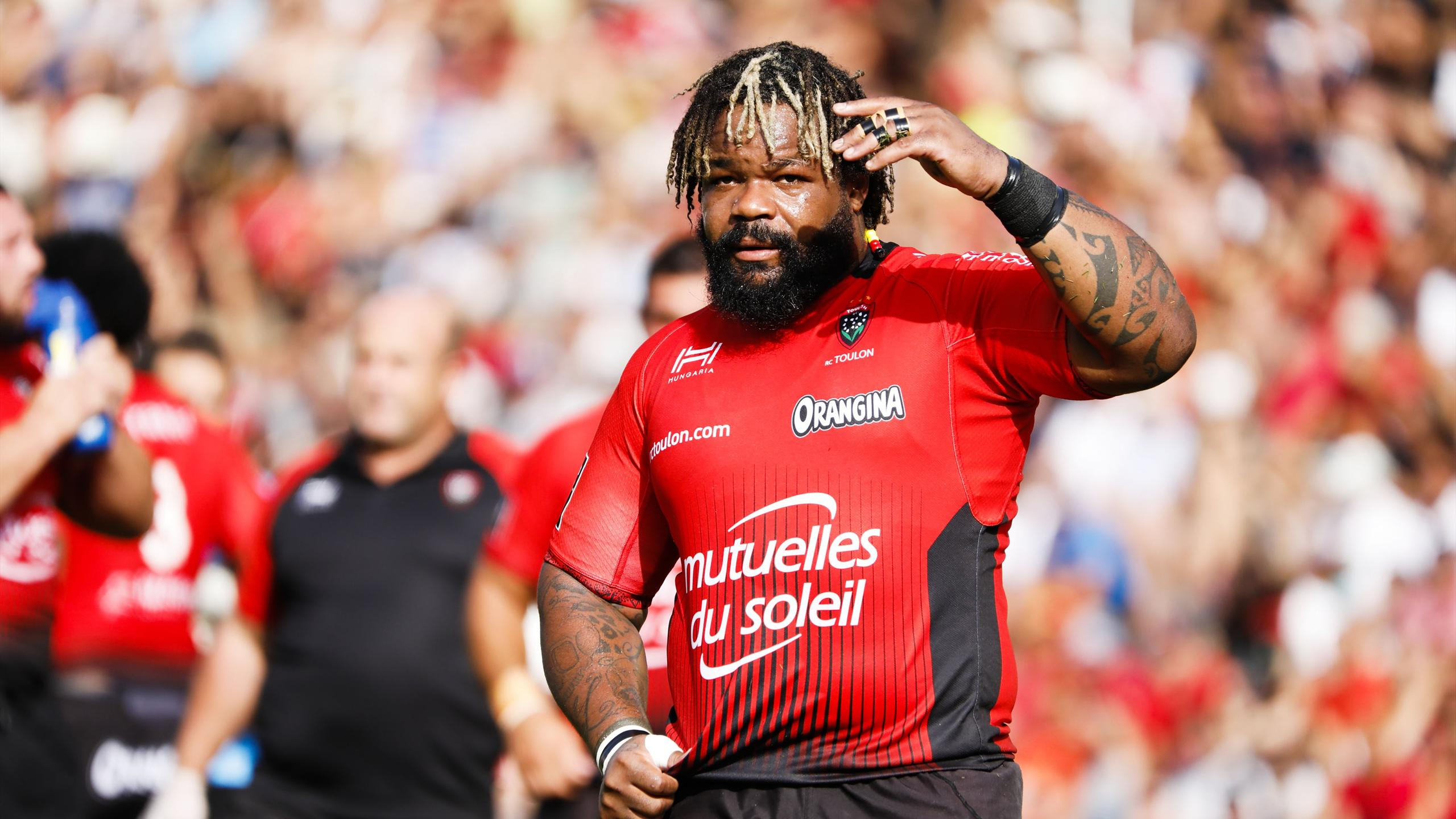 Mathieu Bastareaud (Toulon)