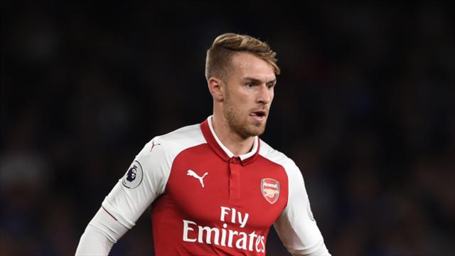 Gunners criticism won't bother my mate Aaron Ramsey, says Chris Gunter