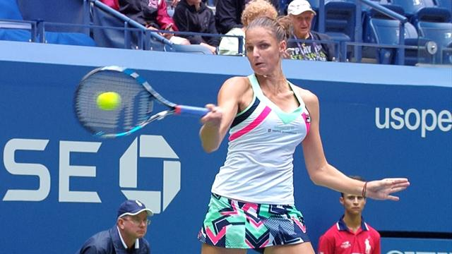 The Coach - How Karolina Pliskova dominates on serve