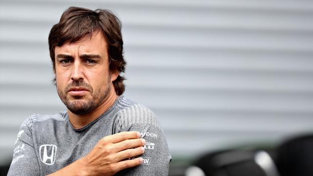 Fernando Alonso ne rejoindra pas Williams en 2018