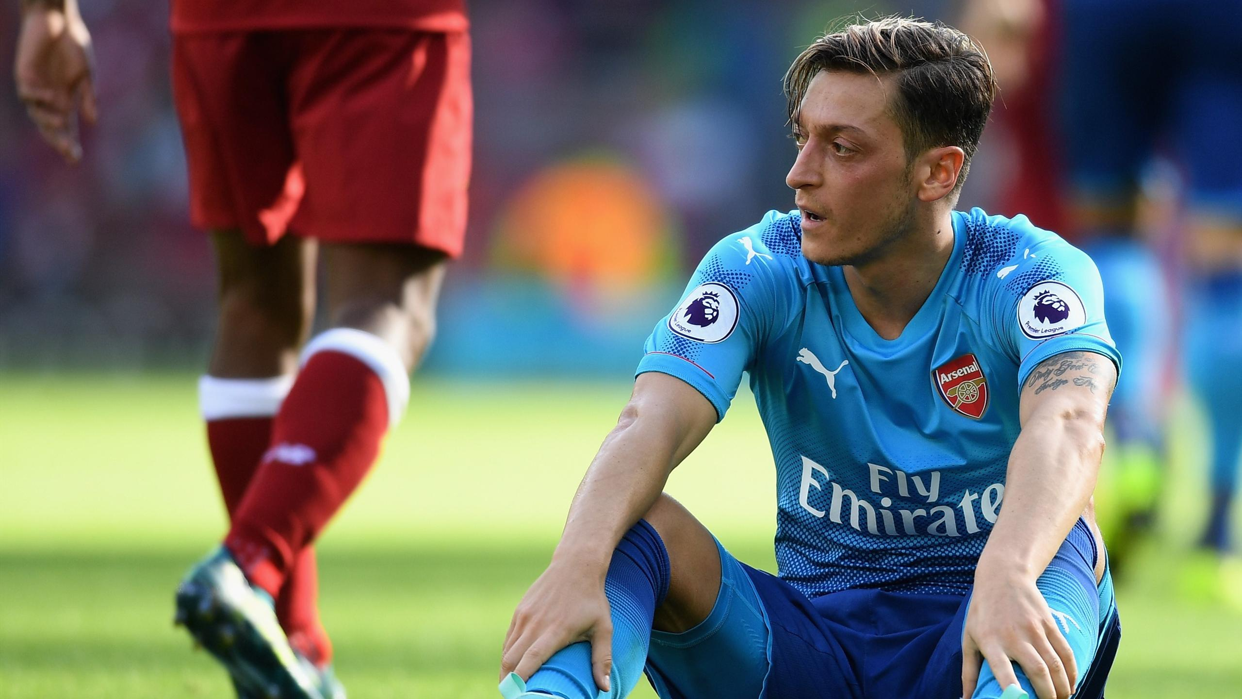 Mesut –zil Player Profile Football Eurosport