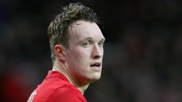 Phil Jones : Manchester United defender baffled by 'insults' ban