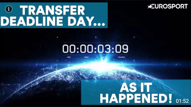Deadline Day: As it happened