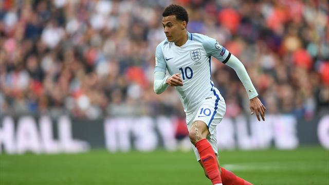 FA sends video to FIFA in bid to prove Alli aimed gesture at Walker