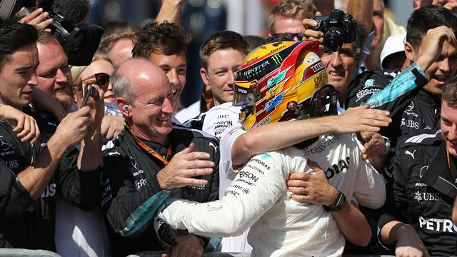 Silverstone victory reignited the 'fire' within Hamilton