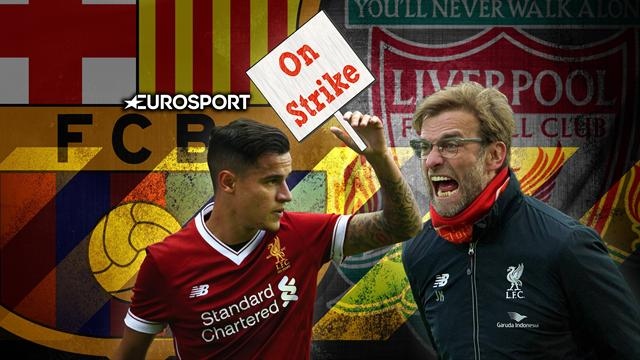 Euro Papers: Coutinho on strike! Star looks to force January Barcelona deal