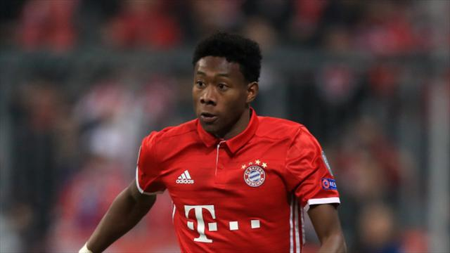 Bayern confirms Alaba injury blow