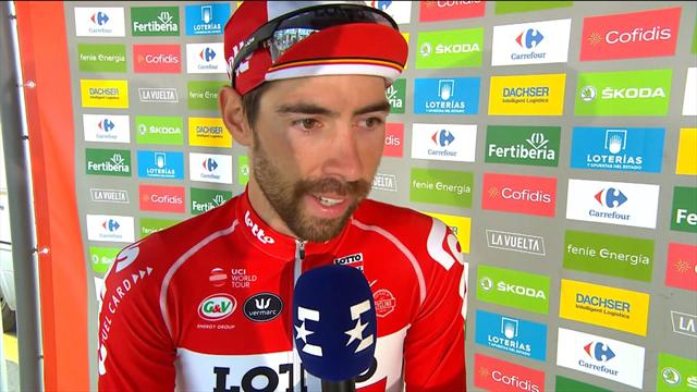 De Gendt: This was the cherry on top, now my career is almost finished
