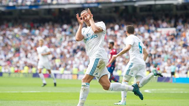 Madrid held 1-1 by Levante for 2nd straight home draw