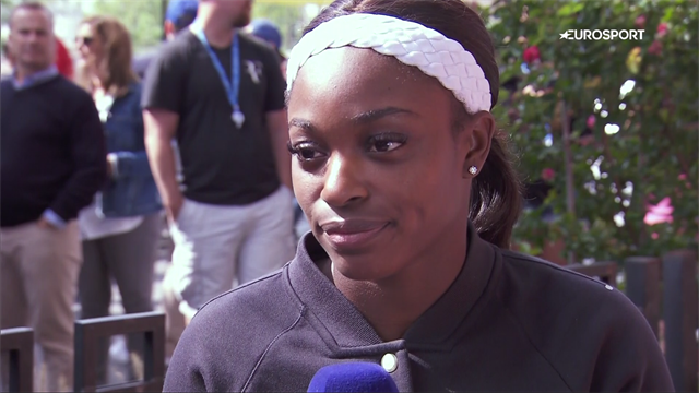 Sloane Stephens: Madison is one of my closest friends, it will be a great moment