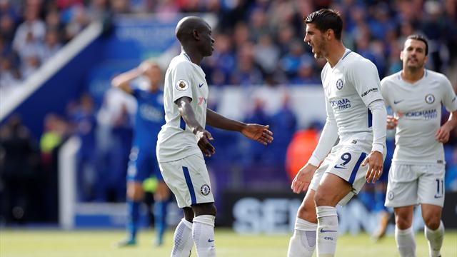 Chelsea urge fans to stop singing 'offensive' Alvaro Morata song