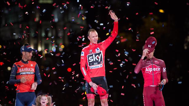 Froome looking forward to well-earned rest after clinching Vuelta victory