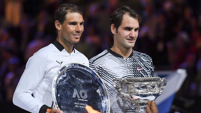 2017: The year of Roger and Rafa