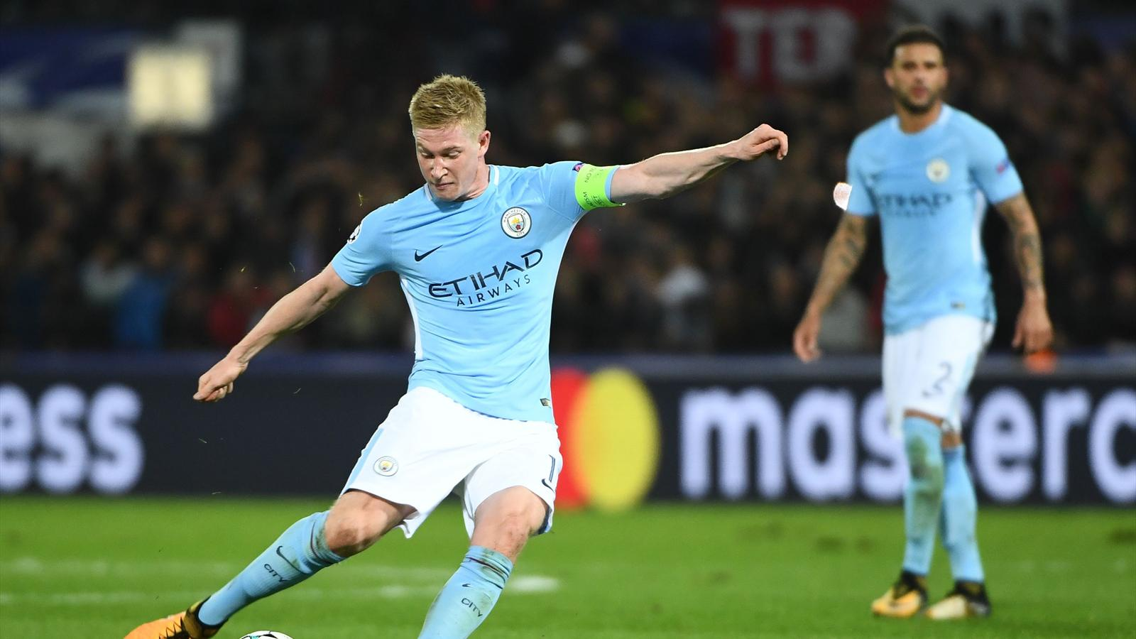 Pep Guardiola hails Kevin De Bruyne as 'one of the best' he's seen